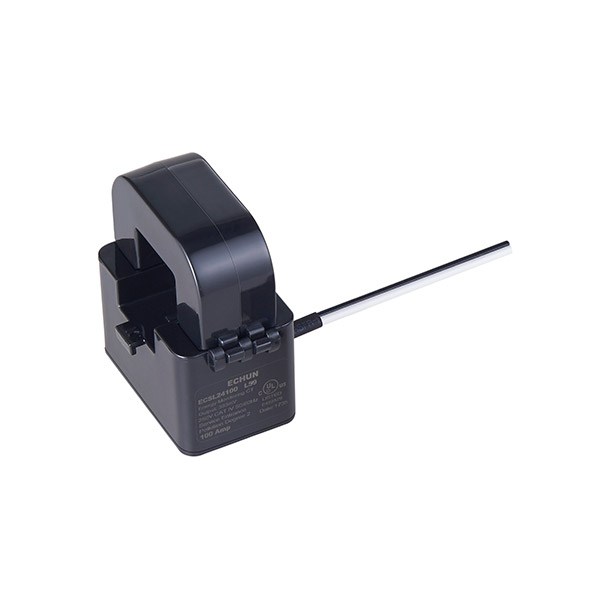 ECSL24 UL2808 Listed Split core current transformer